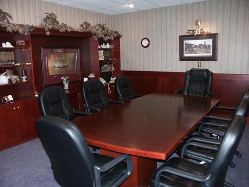 Coast Abbotsford Hotel & Suites - Abbotsford - Meetingraum