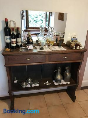 Bed & Breakfast Casa Marinella - Lenna - Buffet