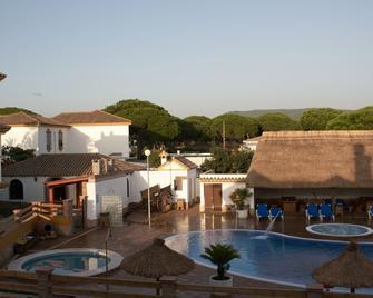 Hostal Los Pinos - Zahora - Pool