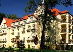 ホテル ヴィラ バルティカ - ソポト - 建物