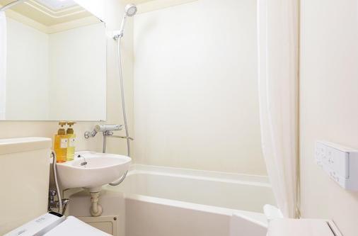 フレックステイイン桜木町 - 横浜市 - 浴室