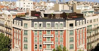 The Corner Hotel - Barcelona - Building
