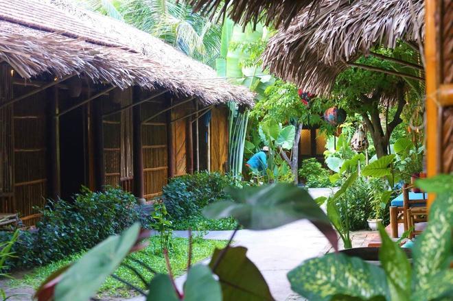 Under the coconut tree - Hội An - Cảnh ngoài trời