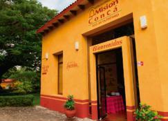 Mision Conca - Arroyo Seco - Gebouw