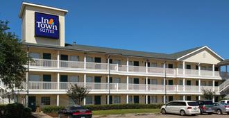 Intown Suites Extended Stay Houston Tx-Hobby Airport - Houston - Byggnad
