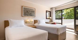 Days Inn Montevideo - מונטווידאו - חדר שינה