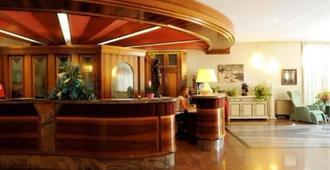 Parkhotel Oasi - Garda - Vastaanotto