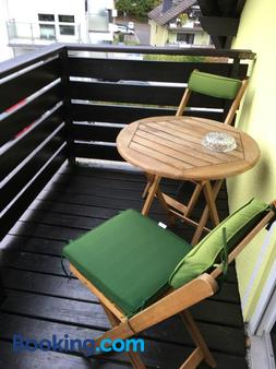 Pension Ramona - Bad Soden-Salmünster - Balcony