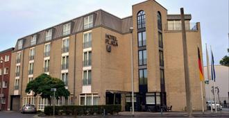 Hotel Plaza - Duisburgo - Edifício