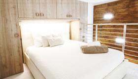 Alessia's Flat - Portello - Milan - Bedroom