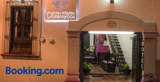 Hotel Posada Dominnycos - San Cristóbal de las Casas - Edificio