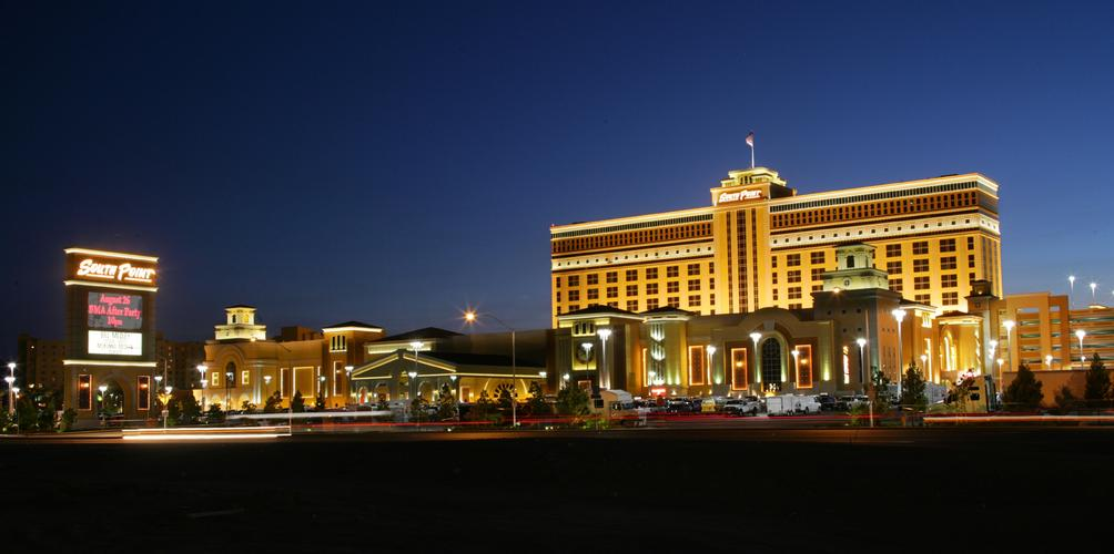 the south point hotel and casino in las vegas
