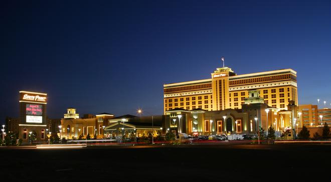 South Point Hotel, Casino, And Spa - Las Vegas - Edificio