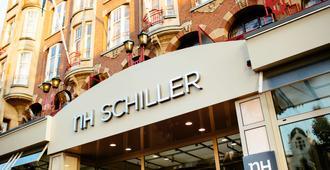NH Amsterdam Schiller - Amsterdam - Gebäude