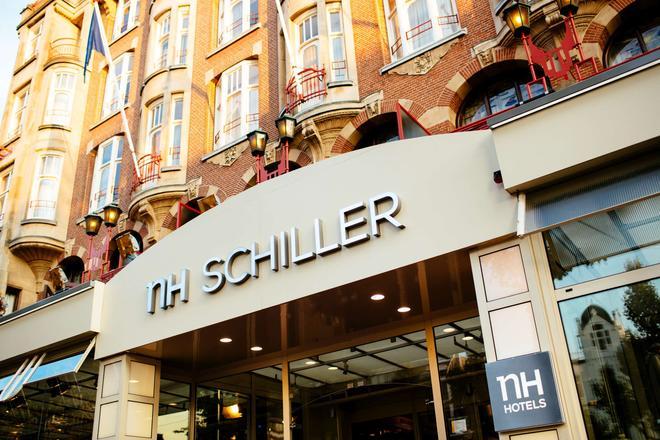 NH Amsterdam Schiller - Амстердам - Здание
