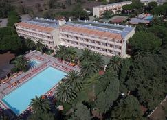 Hotel Oasis - Αλγκέρο - Κτίριο