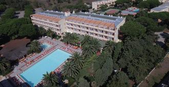 Hotel Oasis - Alghero - Toà nhà