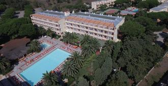 Hotel Oasis - Alguer - Edificio