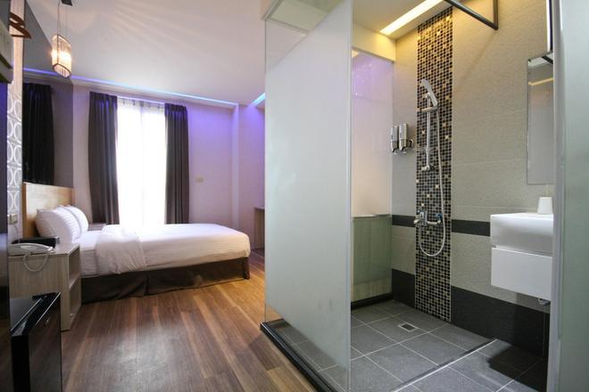 時光對白旅棧 - 台中 - 浴室