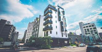 Story Hotel - Taichung - Edifício