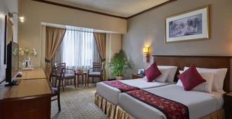Summit Hotel Kl City Centre - Kuala Lumpur - Bedroom