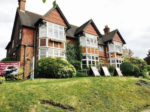 The Tree Hotel at Iffley - Oxford - Rakennus