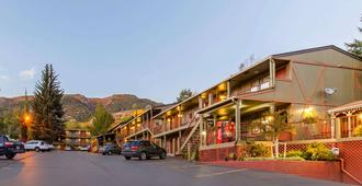 Rodeway Inn Glenwood Springs - Glenwood Springs - Building