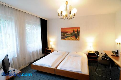 巴赫森林酒店 - 杜塞爾多夫 - 杜塞道夫 - 臥室