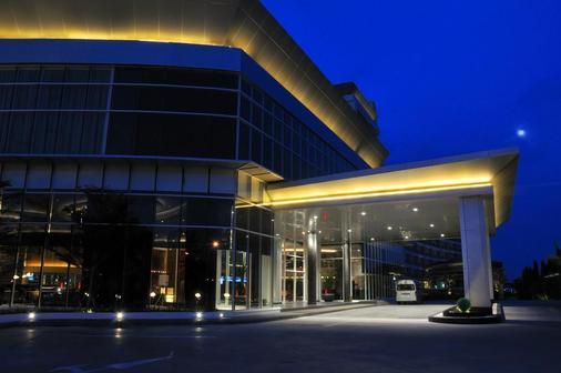 阿馬蘭斯素萬那普機場精品西佳酒店 - 曼谷 - 建築