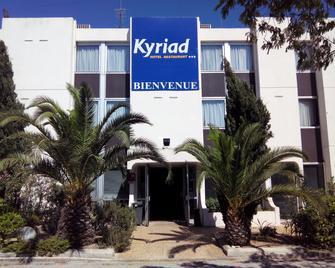 Kyriad Marseille Ouest - Martigues - Martigues - Gebouw