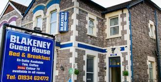 Blakeney Guest House - Weston-super-Mare - Building