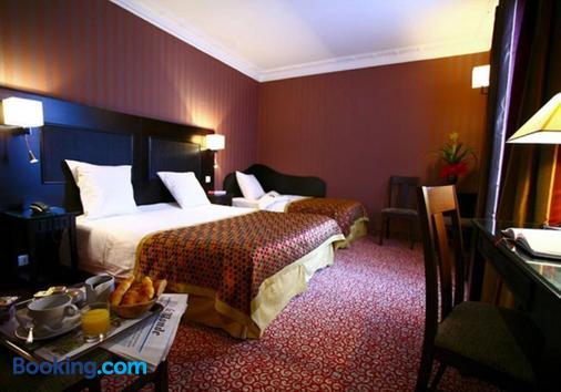 Hotel Convention Montparnasse - Paris - Phòng ngủ