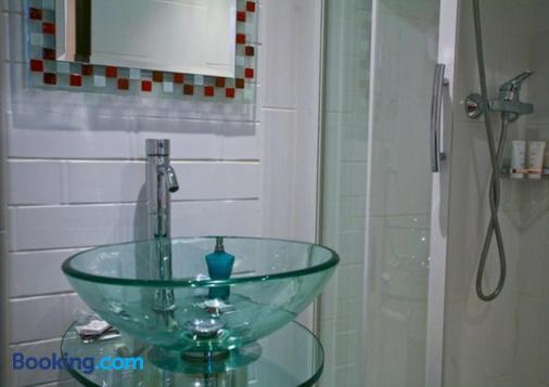 Hotel Convention Montparnasse - Paris - Phòng tắm