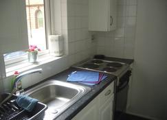 Dragon - Garnet Apartment 1 Bedroom Home - Glasgow - Keittiö