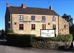 The Bateman's Mill Hotel - Chesterfield - Building