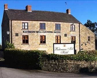 The Bateman's Mill Hotel - Честерфилд - Здание