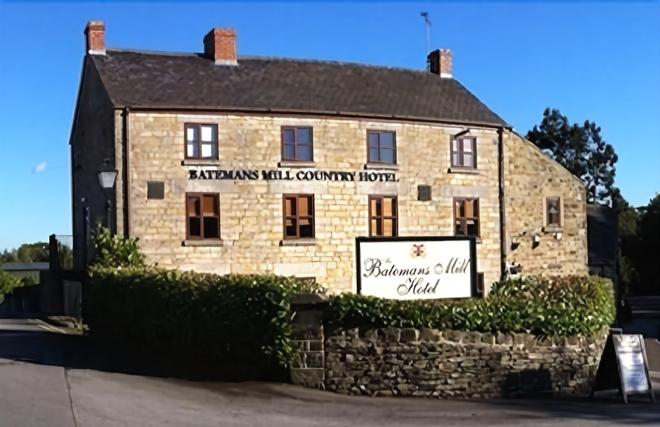 The Bateman's Mill Hotel - Chesterfield - Rakennus