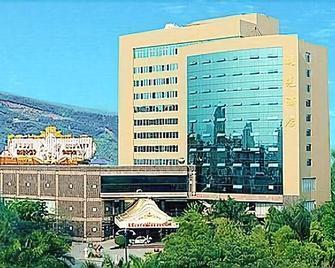 Sightseeing Xishuangbanna Hotel - Jinghong - Rakennus