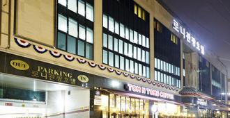 Roni Hotel - Jeonju - Edifício