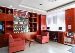 漢庭廣州東山口地鐵站酒店 - 廣州 - 休閒室