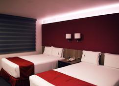 Hotel Ht Ole - Tijuana - Sypialnia