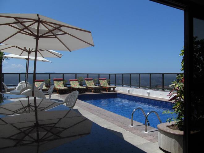 B&B Hotels Rio Copacabana Posto 5 - Rio de Janeiro - Pool