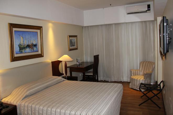 B&B Hotels Rio Copacabana Posto 5 - Rio de Janeiro - Bedroom