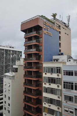 B&B Hotels Rio Copacabana Posto 5 - Rio de Janeiro - Building