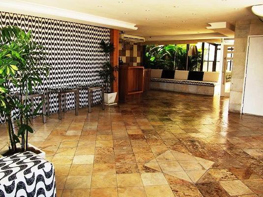 B&B Hotels Rio Copacabana Posto 5 - Rio de Janeiro - Lobby