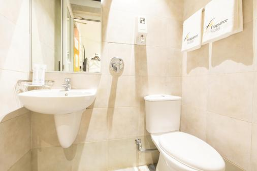 Fragrance Hotel - Balestier - Singapore - Phòng tắm