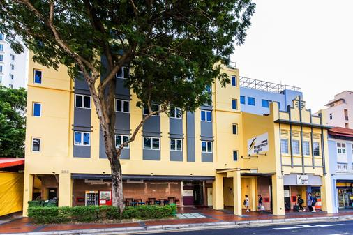 Fragrance Hotel - Balestier - Singapore - Toà nhà