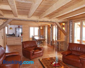 Le Refuge - Cordon - Living room