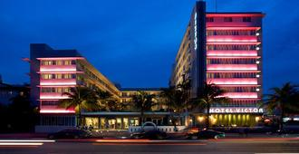 Hotel Victor South Beach - Miami Beach - Gebouw