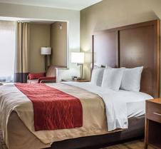 Comfort Inn and Suites Cedar Rapids North - Collins Road